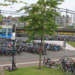Bike park in Eindhoven