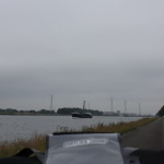 Following Albertkanaal to Antwerpen